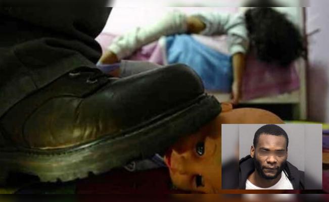 Violó a niña de tres años y le transmitió clamidias y gonorrea