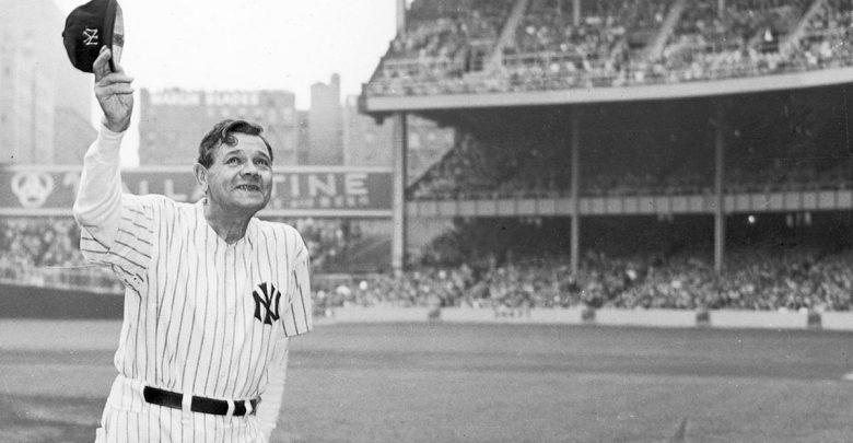 Venden camiseta de Babe Ruth en más de 5 mdd en subasta