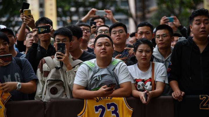 Cancelan en China evento NBA Cares con Lakers de los Ángeles