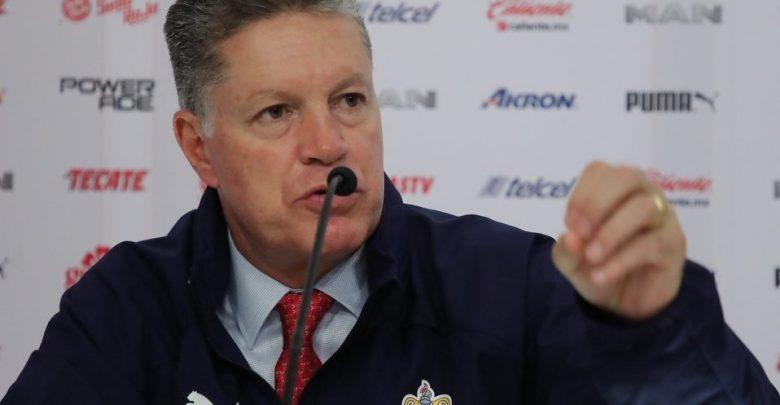 Peláez rompe el silencio tras el fracaso de Chivas