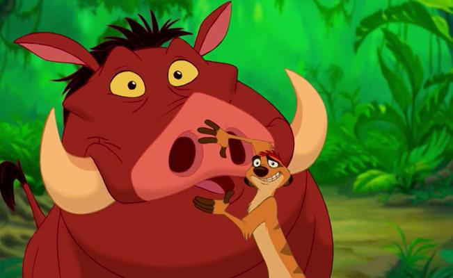 Timon Y Pumba Aparecen En Nuevo Adelanto De El Rey Leon