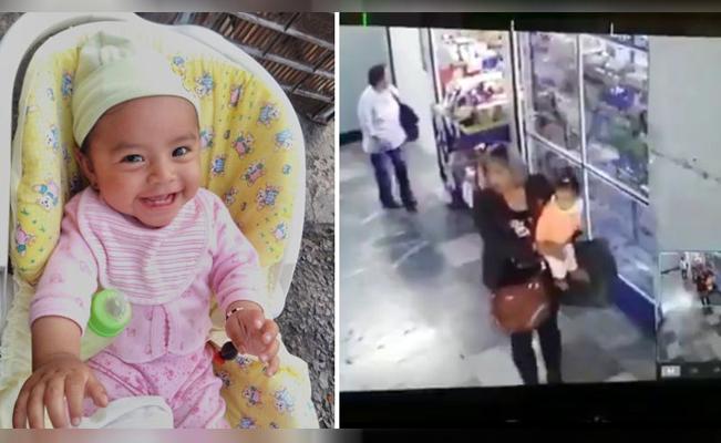 Resultado de imagen para Localizan a bebé robada en la CDMX; la habían vendido por 6 mil pesos